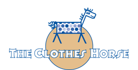 The Clothes Horse Retina Logo